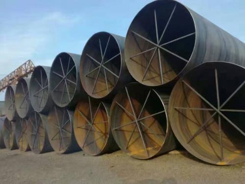 14年工厂生产螺旋钢管 专做大口径螺旋钢管和厚壁螺旋钢管 国标品质示例图2