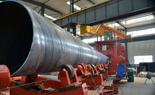 14年工厂生产螺旋钢管 专做大口径螺旋钢管和厚壁螺旋钢管 国标品质示例图3