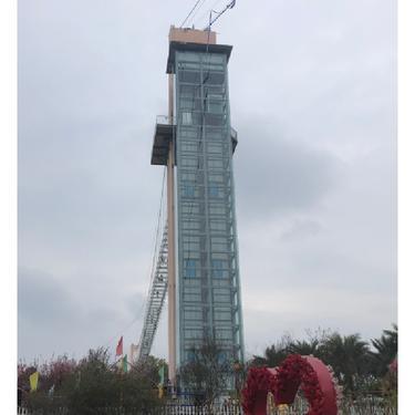 观光电梯价格 室外观光电梯质保五年