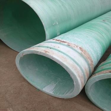 河北玻璃钢穿线保温复合化工防腐蚀地埋式排水吸水夹砂管道