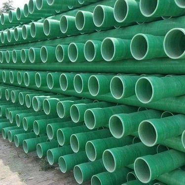 玻璃钢电缆保护管穿线DN150玻璃钢电力管夹砂工艺复合通风管道厂