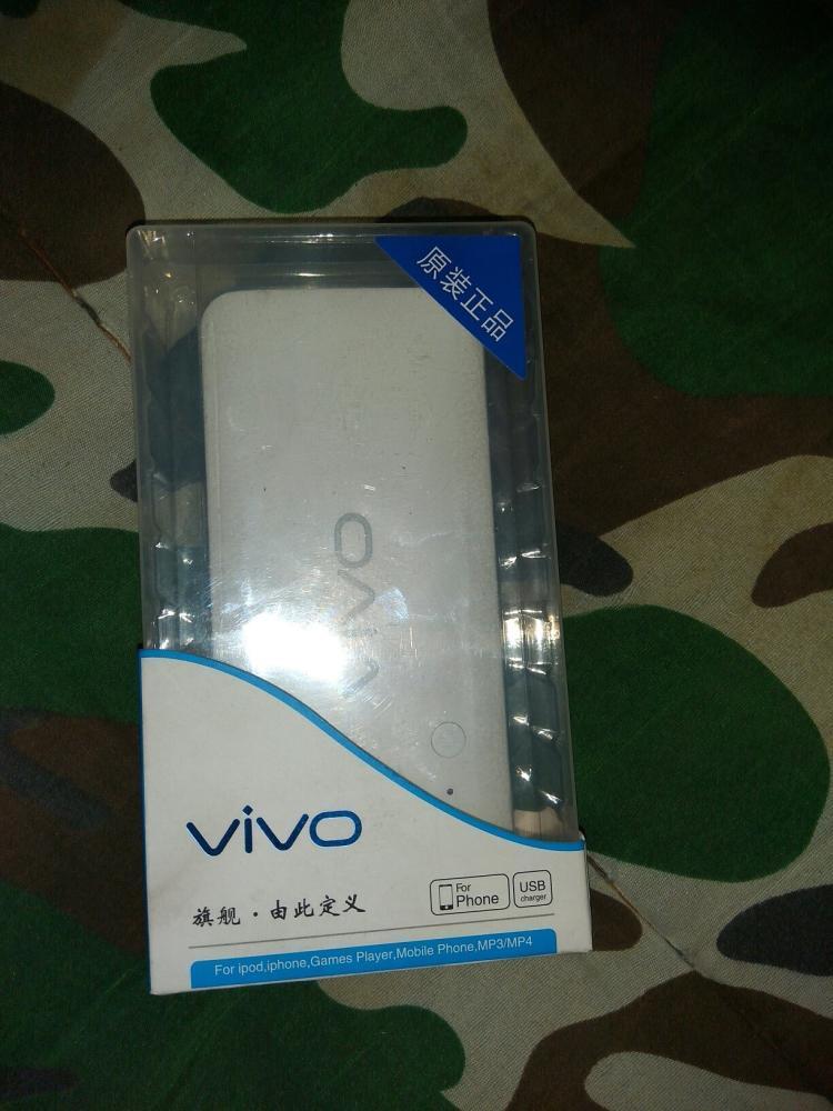 【3图】VIVO20000毫安原装充电宝_轻描一个世界_zdu的闲置物品-转转,58同城二手