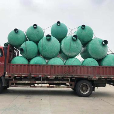 优质污水处理产品1.5m3杭州玻璃钢化粪池厂,欢迎选购!