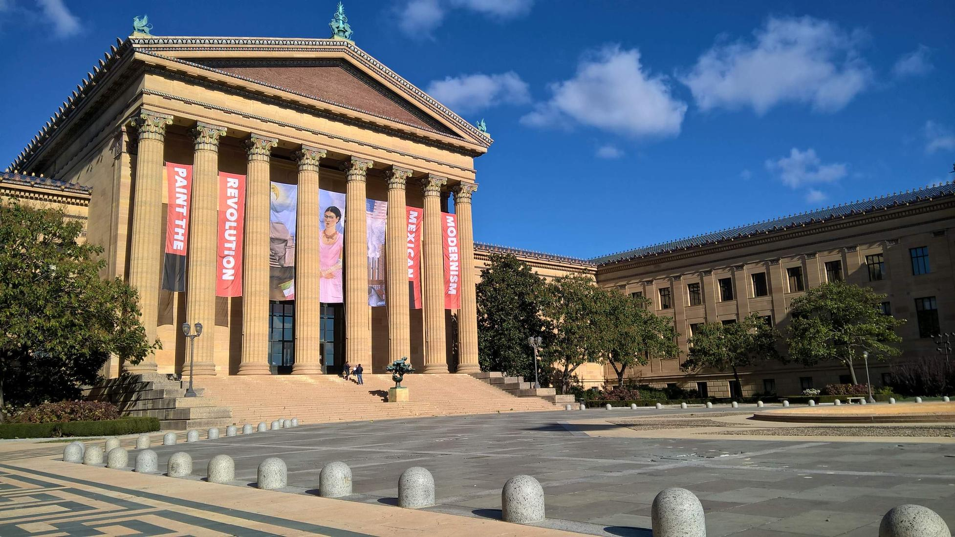 A One-Day Visit to Philadelphia