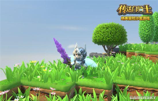 神助攻:盘点《传送门骑士》超强武器!|传送门骑士|武器|游侠_新浪网