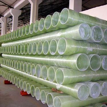 玻璃钢电缆保护管穿线DN80玻璃钢电力管夹砂工艺复合通风管道厂