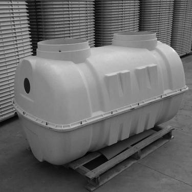 1.5立方米旱厕革命玻璃钢化粪池农村厕改玻璃钢化粪池厂家