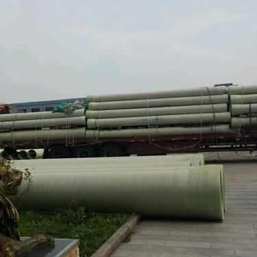 上海勒可管业    DN500玻璃钢夹砂管  上海玻璃钢夹砂管  夹砂管    玻璃钢夹砂管道