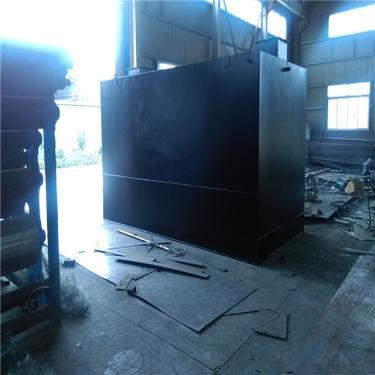 MBR膜反应器 地埋式污水处理设备 一体化污水处理 玻璃钢化粪池