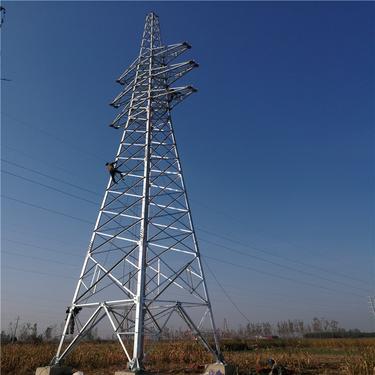奥邦大量供应电力铁塔 电力铁塔厂家 铁塔厂家 铁塔生产厂家