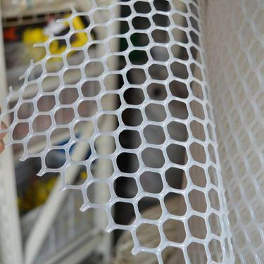 现货供应塑料养殖网-河南多成塑料制品