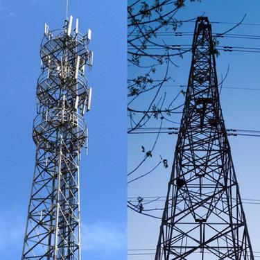 厂家直销照明灯塔 可提供设计加工定制瞭望塔 工艺塔 电力塔等