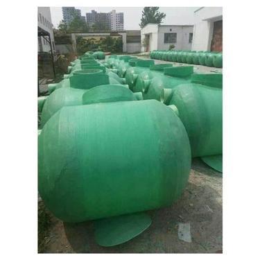 专业生产一体化粪池 农村户厕改造厕所革命 玻璃钢消防水池厂家