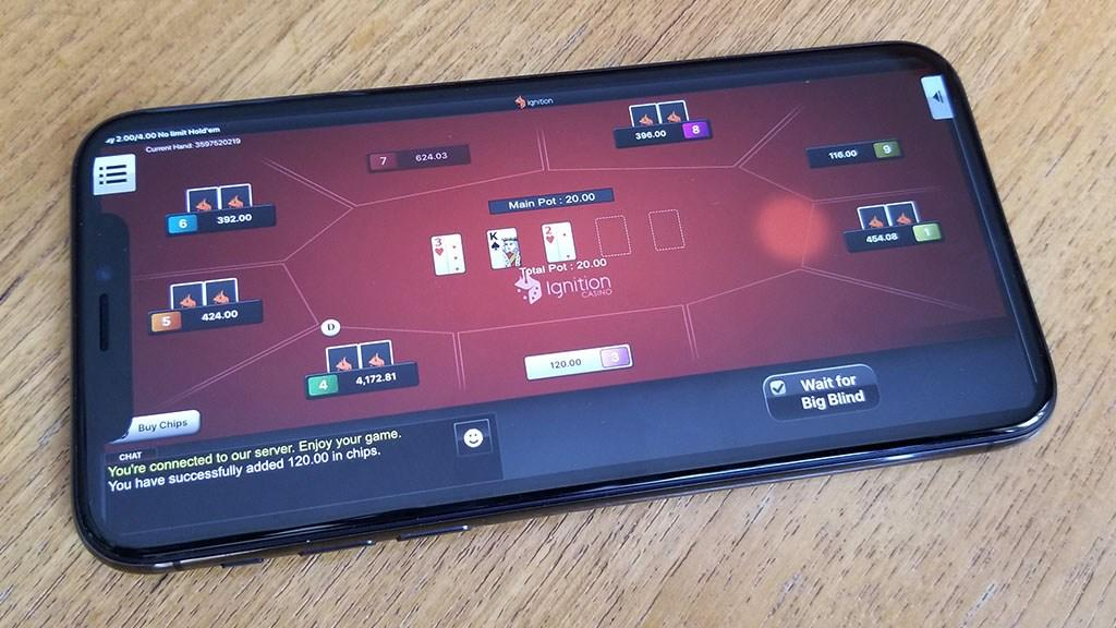 How To Play Ignition Poker On Iphone – Fliptroniks