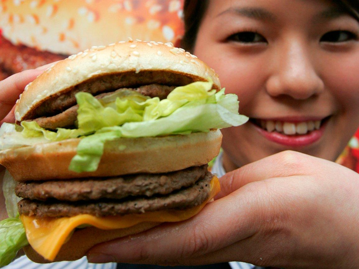 How much a Big Mac costs around the world - NewsTimes