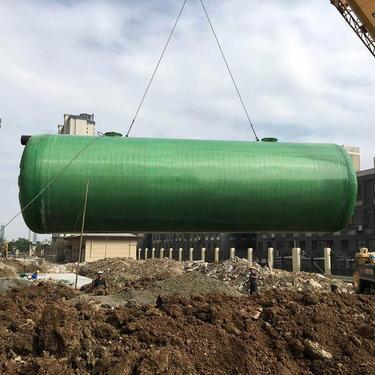 路固建材  新型化粪池一体式钢筋混凝土组合式化粪池 玻璃钢水泥化粪池